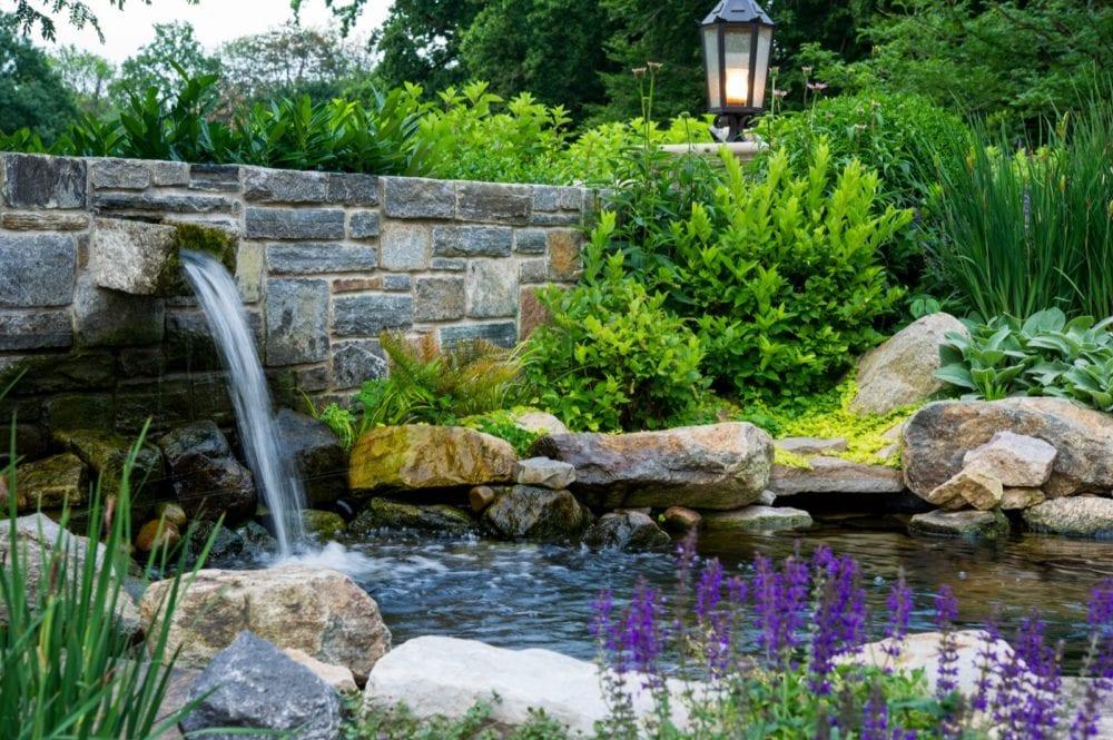 Bryn Mawr, PA Landscape Installation