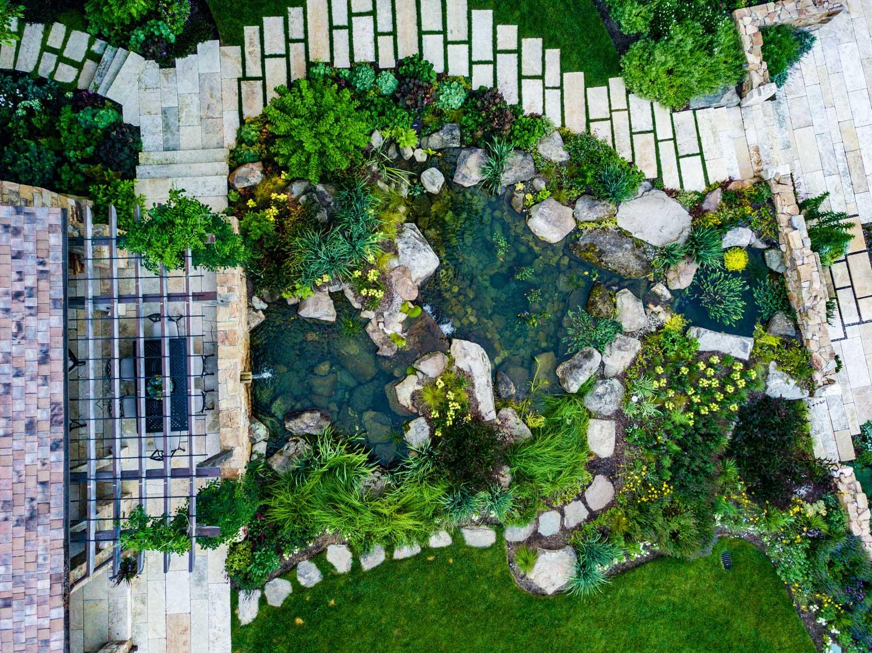 Philadelphia Main Line Landscape Installation