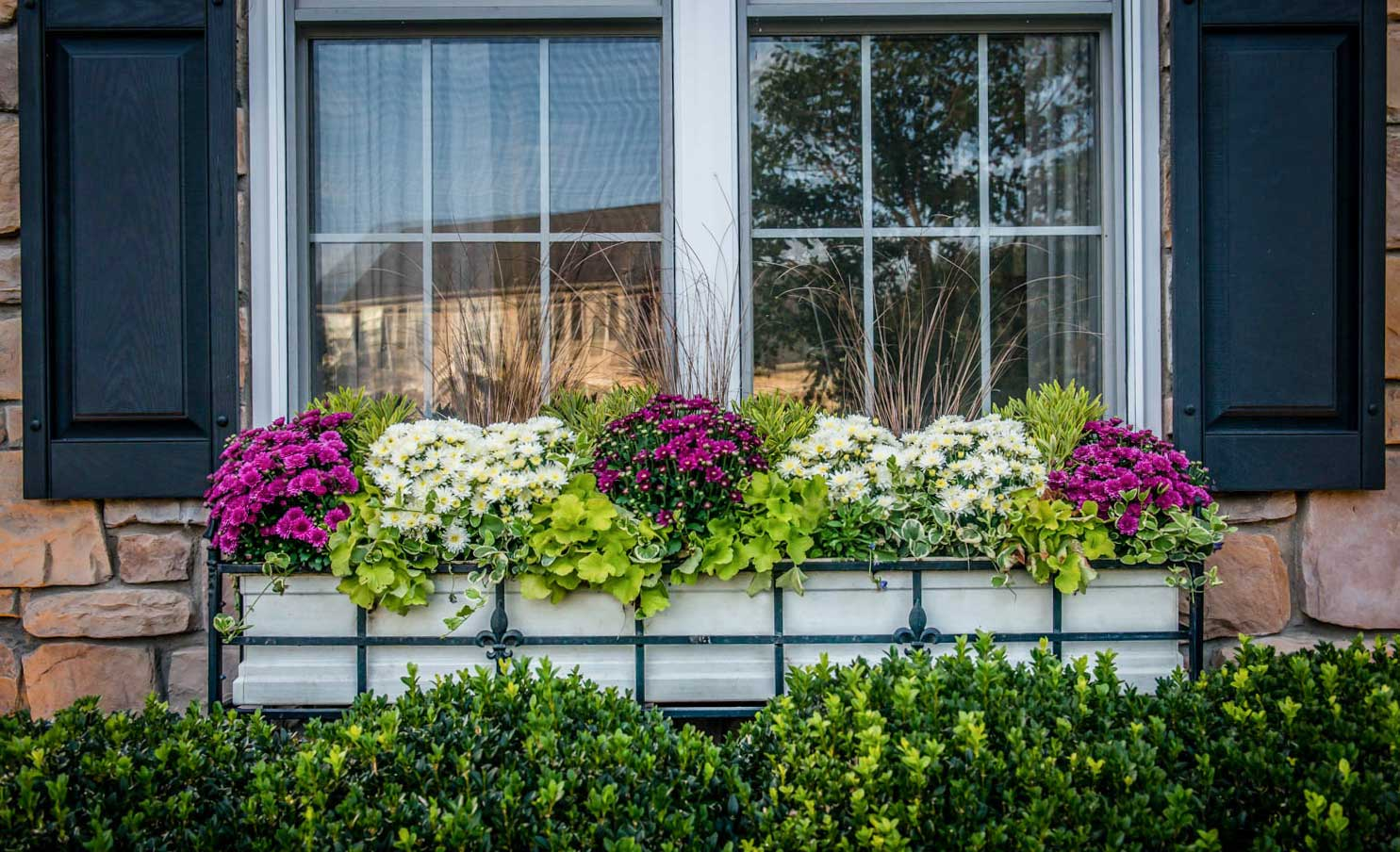 Philadelphia Main Line Seasonal Planters and Enhancements
